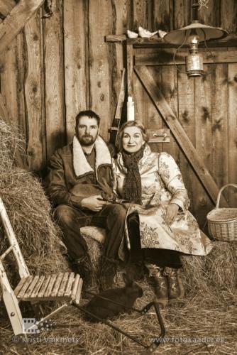 fotograaf vintage portreefoto