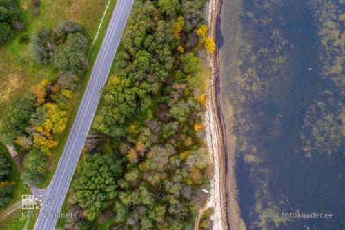 droonifotod pildistamine drooniga Kersalus
