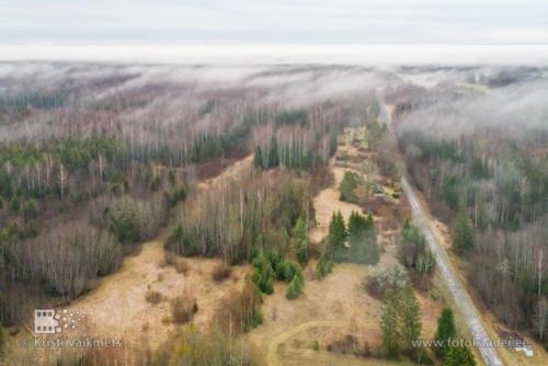 droonifotod pildistamine drooniga Võrtsjärv Viljandimaa