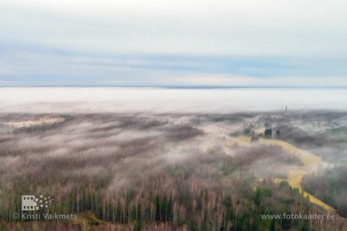droonifotod pildistamine drooniga Võrtsjärv Viljandimaal