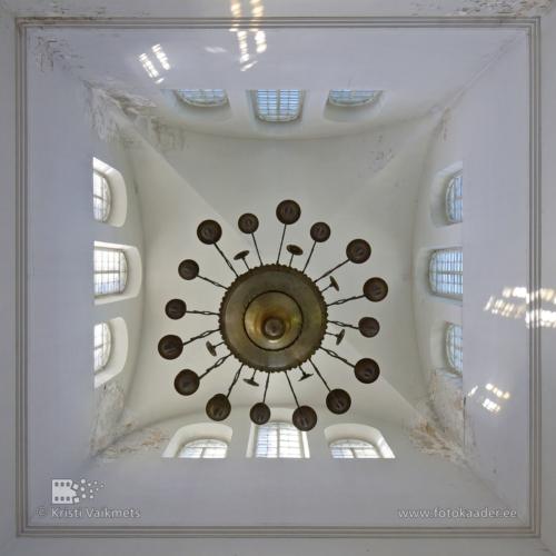 aleksandri kirik tartu sisevaade