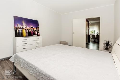 kinnisvara pildistamine fotokaader magamistuba
