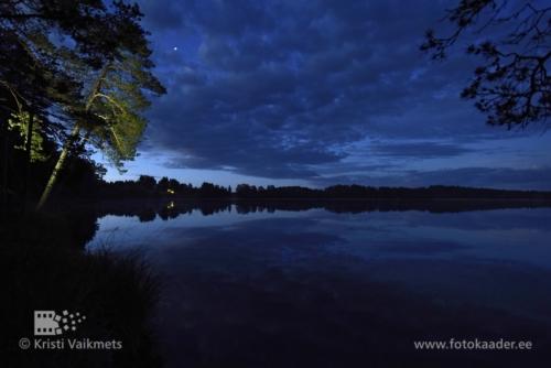 öine kirikumäe järv võrumaa loodusfoto
