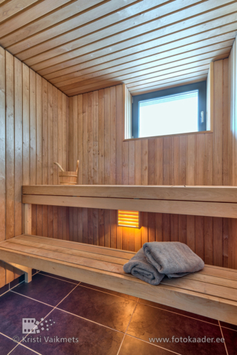 reklaamfoto saunast sauna pildistmine