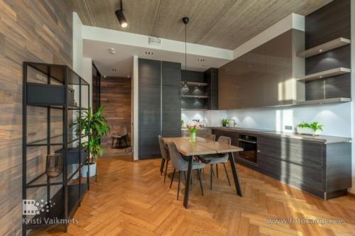 rumbi 4 tallinn korteri pildistamine kalamajas köök ja köögimööbel