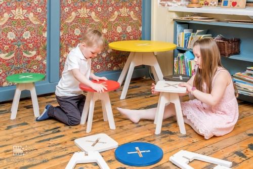 123ok tootefotode pildistamine lastega mööblifotod